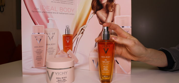 Vichy Ideal Body Olio Secco Idratante – Dry Oil