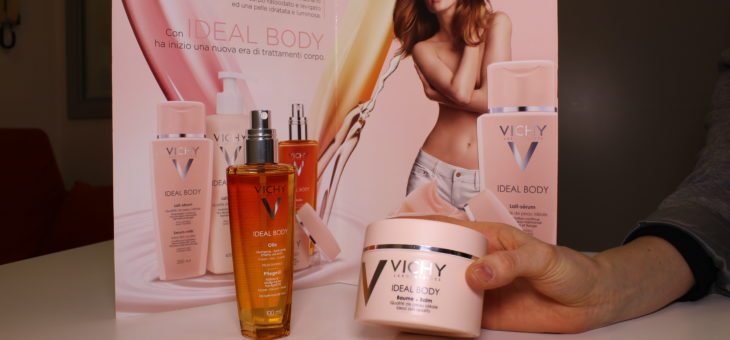 Balsamo Corpo Ideal Body Vichy